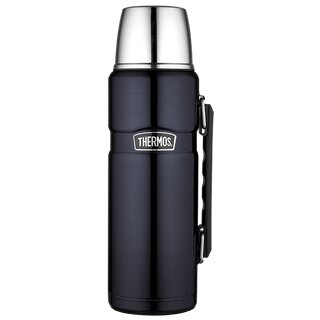 Thermos Isolierflasche blue 1,2 l